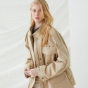 밀로그램() MLGM Field Jacket - Beige
