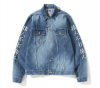 SHARK DENIM JACKET
