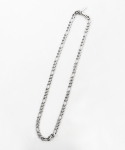 써틴먼스(13MONTH) SLIM CHAIN NECKLACE (SILVER)