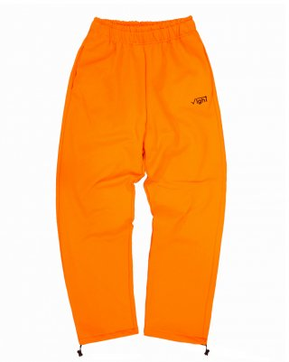 라잇루트(rightroute) RR SWEATPANTS ORANGE [표예나]
