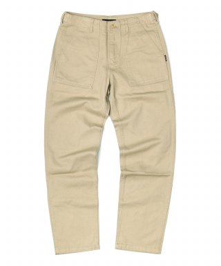 레이든(layden) HEAVY FATIGUE PANTS-BEIGE