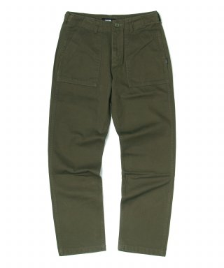 레이든(layden) HEAVY FATIGUE PANTS-OLIVE
