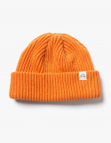 아이졸라() Logo Short Beanie - Orange