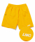 LMC BASIC TEAM SHORTS orange