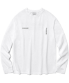 CORPORATE LONG SLEEVE IS [WHITE]