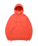 더블에이씨(DOUBLE A.C) 404 NOT FOUND HOODIE (orange)