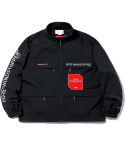 디스이즈네버댓(thisisneverthat) GORE® WINDSTOPPER® CITY Jacket Black