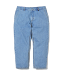 디스이즈네버댓() Cropped Jean Light Blue