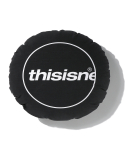 디스이즈네버댓(THISISNEVERTHAT) C-Logo Pillow Black