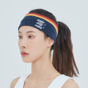 로맨틱크라운(ROMANTIC CROWN) E.D.V Line Hair Band_Navy