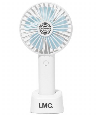 엘엠씨(lmc) LMC HANDY FAN white