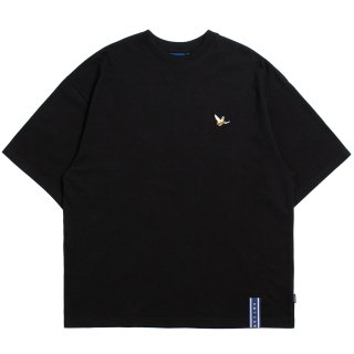 로맨틱크라운(romanticcrown) [R.C X M.G]Ceremony Angel T Shirts_Black