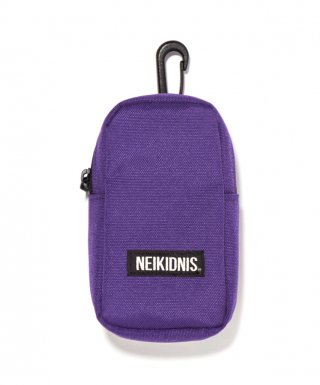 네이키드니스(neikidnis) SHOULDER POUCH / PURPLE