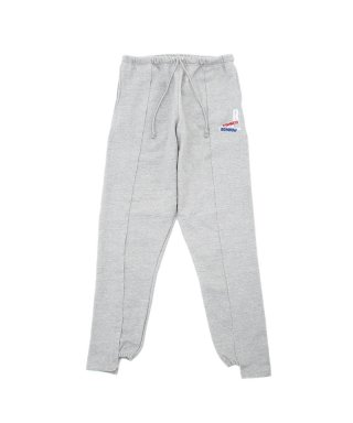 바우와우(bowwow) CUT ATTACH SWEAT PANTS / GREY