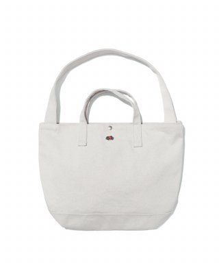 프룻오브더룸(fruitoftheloom) CANVAS 2WAY SHOULDER BAG IVORY