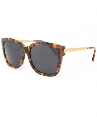 마인드 마스터(mindmaster) MMS1001-D Sunglass (BROWN LEO/BLACK)