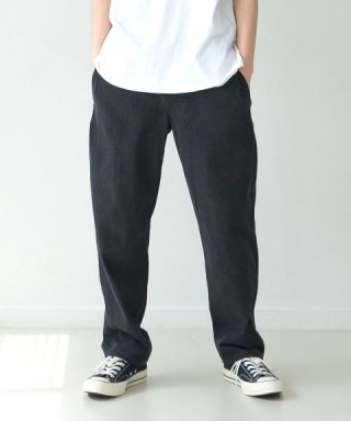 퍼스트플로어(firstfloor) LAZY PANTS (WASHED BLACK)