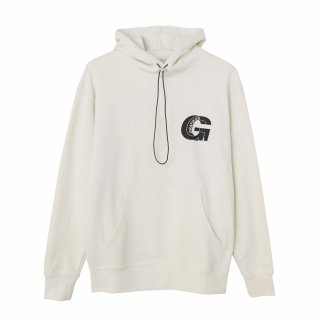 그래피커스(grafikus) Big-Great-Logo-Hoodie(Light-Mint)