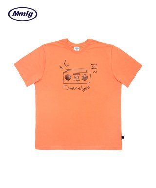 팔칠엠엠(87mm) [Mmlg] DOODLE RADIO HF-T (BABY ORANGE)