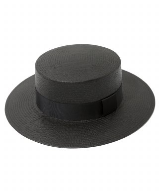 유니폼브릿지(uniformbridge) panama hat black
