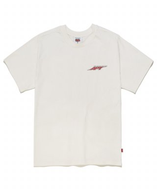 아파트먼트(apartment) EDGE ROLLER HALF SLEEVE - IVORY