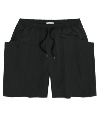 페이브먼트(pavement) TWO POCKET SHORTS IS [GRAY]