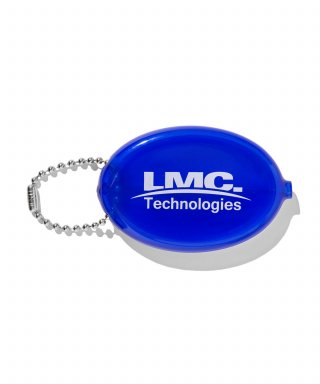 엘엠씨(lmc) LMC RUBBER COIN PURSE blue