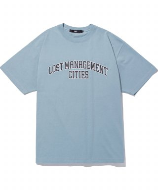엘엠씨(lmc) LMC RED LABEL ARCH FN EDGE TEE sky blue
