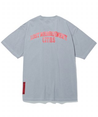 엘엠씨(lmc) LMC RED LABEL ARCH FN TEE gray