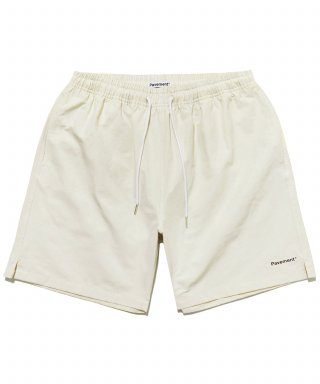 페이브먼트(pavement) FAVORITE SHORTS IS  [IVORY]