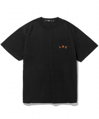 엘엠씨(lmc) LMC RED LABEL POCKET TEE black