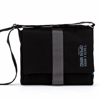 핍스(peeps) open mind mini cross bag(black)