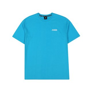 캉골(kangol) Pop Colored T-Shirt 2602 BLUE