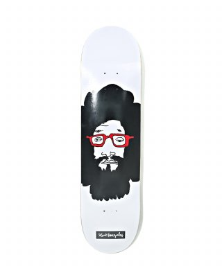마크 곤잘레스(markgonzales) M/G GRAPHIC HAIRY PERSON SKATEBOARD DECK