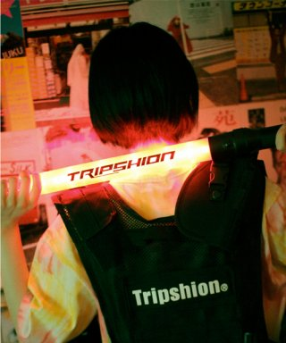 트립션(tripshion) LOGO RED LIGHT STICK - RED