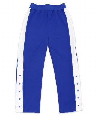 메리먼트(merriment) (유니섹스) Slit Track Pants (BLUE)