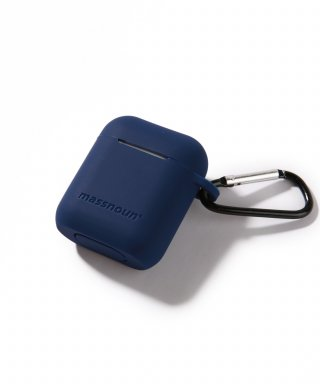 매스노운(massnoun) SL LOGO AIRPODS CASE MSNAA005-NV