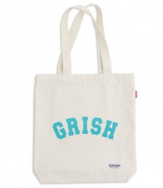그리쉬(grish) SIGNATURE ECO BAG IVORY