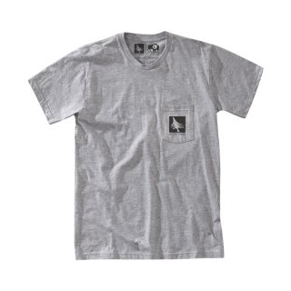 히피트리(hippytree) Night Owl Tee - Heather Grey