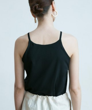 논로컬() Halter Top - Black