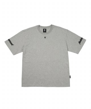 필드매뉴얼(fieldmanual) VICTORY SYMBOL TEE grey