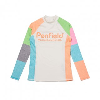 펜필드(penfield) 여성 RASH GUARD 4_FH2KR13F