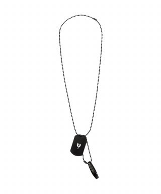필드매뉴얼(fieldmanual) SYMBOLTAG & WHISTLE NECKLACE