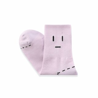이십삼점육오(2365) EMOTICON SOCKS Light purple