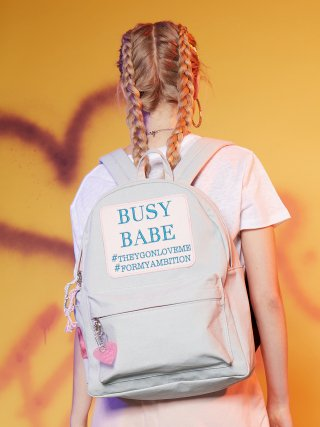 앙트레브(entrereves) BUSY BABE SUMMER BLUE