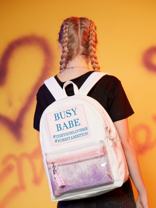 앙트레브(entrereves) BUSY BABE SUMMER WHITE