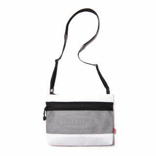 드라이프(drife) RF SACOCHE BAG - WHITE