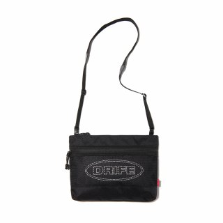 드라이프(drife) RF SACOCHE BAG - BLACK