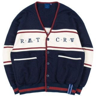 로맨틱크라운(romanticcrown) 21C BOYS COTTON CARDIGAN_NAVY