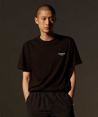 토니웩(tonywack) Dept Short-Sleeve T-Shirt_ Black
